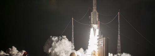 Grosse frayeur pendant le lancement d'Ariane 5