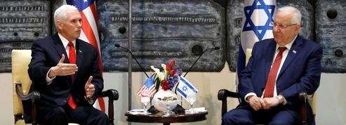 Proche-Orient : Macron veut laisser sa chance à l'initiative de Trump