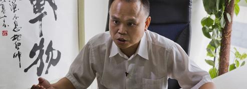 Un avocat chinois inculpé pour avoir critiqué Xi Jinping