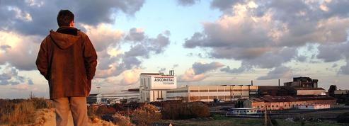 Le lent déclin de la sidérurgie française
