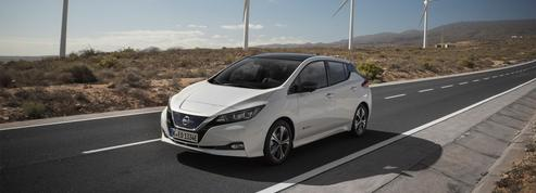 Nissan Leaf 2 : la voiture électrique avance à petits pas