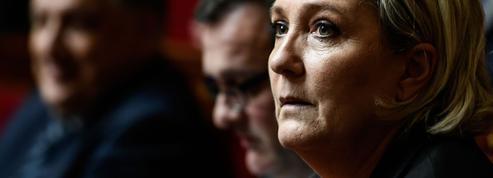 Guillaume Tabard : «L'intérêt commun de la patronne du FN et de Macron»