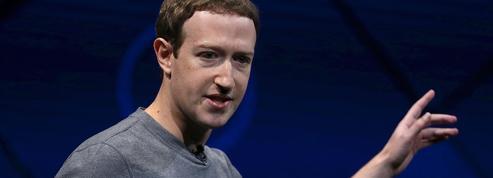 L'audience de Facebook donne des signes d'essoufflement