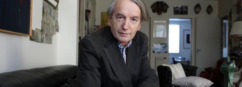 Patrick Grainville, candidat à l'Académie française au fauteuil d'Alain Decaux
