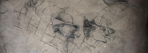 Graffitis sur les monuments: les cris du cœur