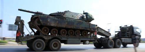 Syrie : l'armée turque marque le pas à Afrine
