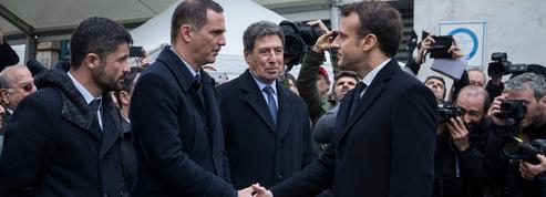 Guillaume Tabard: «Les mots que l'on attend des dirigeants insulaires corses»