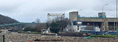 Yvelines: où sont passées les 200 tonnes de déchets du barrage de Méricourt ?