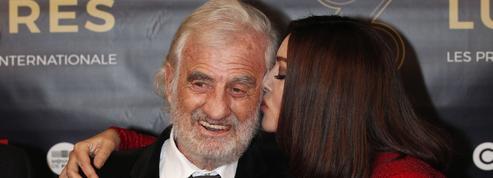 Jean-Paul Belmondo: un triomphe avec Monica Bellucci et bientôt un nouveau film