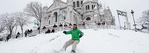 Grand froid : un phénomène neigeux spectaculaire... qui n'a rien d'exceptionnel