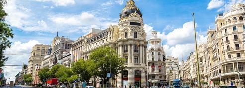À Madrid, le siècle de la Gran Via