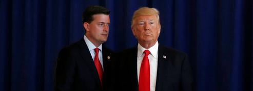 Secouée par un scandale de violences conjugales, la Maison-Blanche riposte