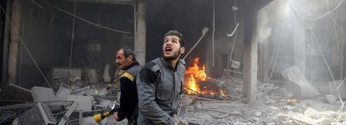 Syrie : depuis une semaine, le fief rebelle de la Ghouta est pilonné sans relâche
