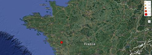 La Vendée réveillée en pleine nuit par un «bruyant» séisme