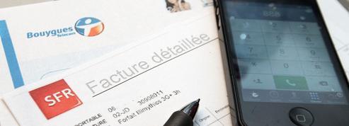L'installation de la fibre et les résiliations de contrats, principaux litiges dans les télécoms