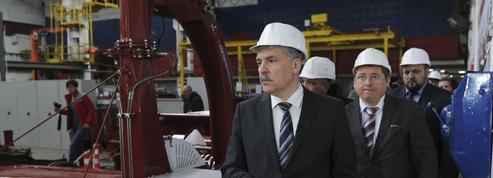 Russie: Groudinine, le rival «communiste» de Poutine