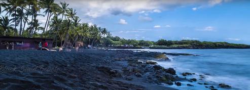 Hawaii, au plus près de la lave