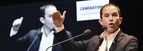 À Nanterre, Hamon ouvre la voie à une alliance avec les Insoumis aux européennes