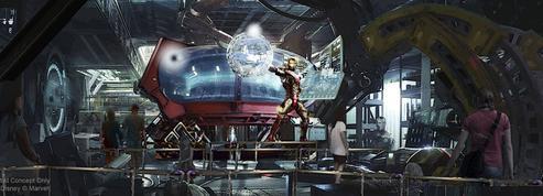 Les super-héros Marvel débarquent à Disneyland Paris