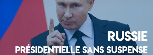Russie : une présidentielle sans suspense, un mandat sans enjeux?