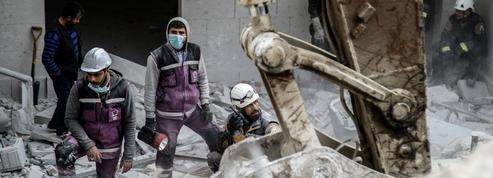 Syrie : à Idlib, les rêves de la révolution sont enterrés au pied d'un mur de béton