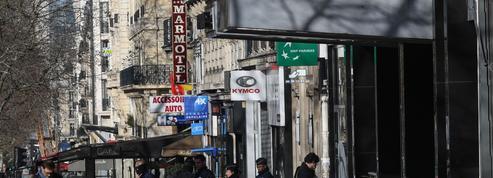 Un homme arrêté après une tentative de braquage d'une banque à Paris