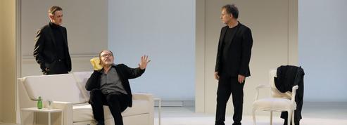 Berling, Darroussin et Fromager: des retrouvailles grand Art au théâtre Antoine