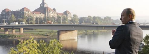 L'ombre de Poutine flotte sur Dresde