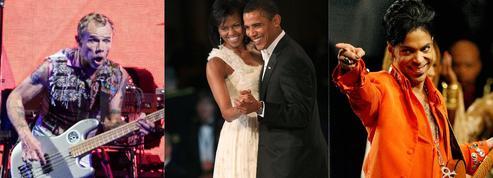 Muse, Prince ou la musique des Obama... les bonnes et mauvaises notes de la semaine