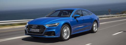 Audi A7 Sportback : une forme olympique