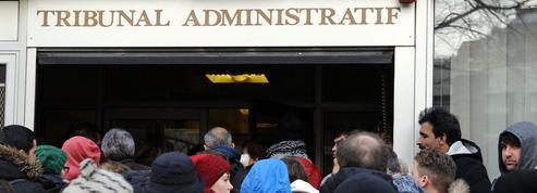 Au tribunal administratif de Lille, un dossier sur deux est lié aux migrants