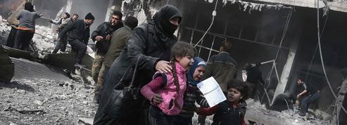 Syrie: des négociations derrière l'enfer des raids aériens sur la Ghouta