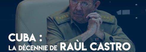 Cuba : déjà une décennie au pouvoir pour Raùl Castro