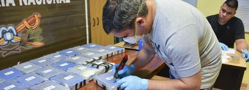 En Argentine, 400 kilos de cocaïne saisis à l'ambassade de Russie