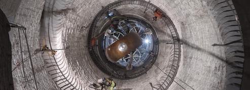 Une horloge souterraine monumentale conçue pour durer 10.000 ans