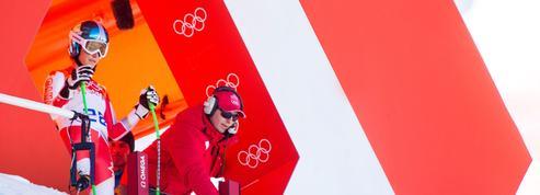 Omega en forme olympique