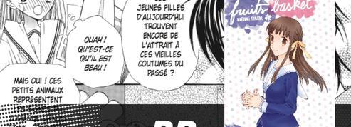 La case BD:Fruits Basket ou le folklore chinois au service du Manga