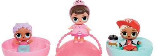 Le succès des poupées LOL profite au Français Splash Toys