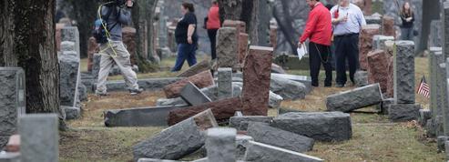 États-Unis : les actes antisémites en hausse de 60% en 2017