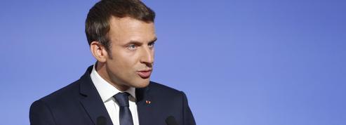 Réformes : face aux syndicats, Macron emploie la manière forte