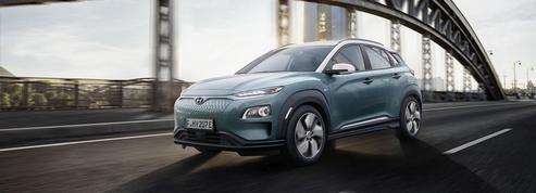 Hyundai Kona electric, motorisation au choix