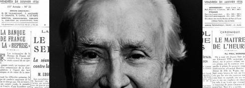 Il y a 30 ans, James de Coquet, le «gentilhomme vagabond» du Figaro ,disparaissait