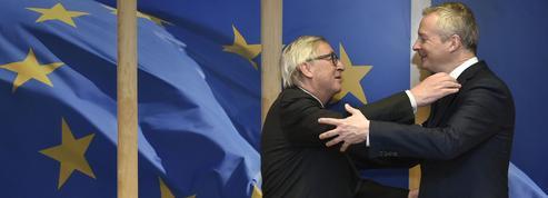Déficit 2017: Bruxelles validerait les choix de Paris