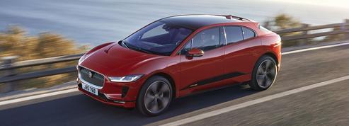 Jaguar i-Pace, un félin électrique