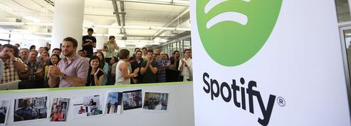 Spotify lance son processus d'introduction en Bourse