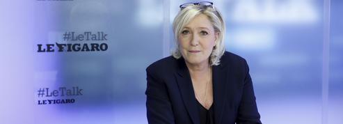 Marine Le Pen: «Le FN a changé de nature»