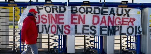 Usine Ford en Gironde : Bruno Le Maire a reçu les salariés ce vendredi