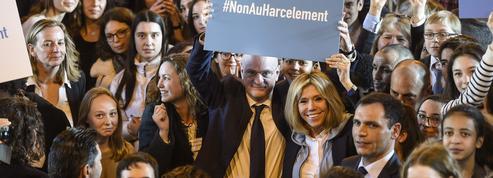 Jean-Michel Blanquer et Brigitte Macron s'engagent contre le harcèlement à l'école