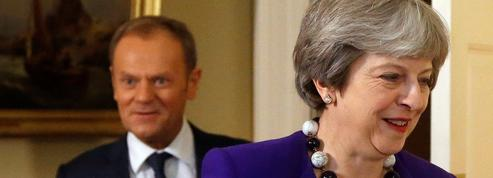 L'Europe refuse à Theresa May une relation future à la carte