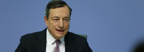 La BCE relève la croissance 2018 à 2,4% malgré les risques de protectionnisme